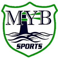 The MYB Sports Logo - Madisonville Lighthouse